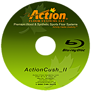 Action Floor Systems ActionCush II Floor System DVD