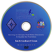 Department of Public Instruction Serving on Groups That Make Decisions DVD