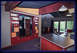 Northwoods Media editing suite