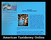American Taxidermy OnLine