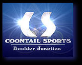 Coontail Sports logo animation