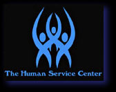 The Human Service Center logo animation
