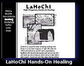 LaHoChi hands-on healing web site